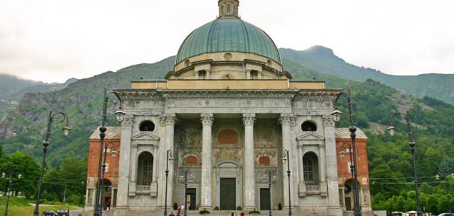 Basilica di Oropa - Biella - facciata