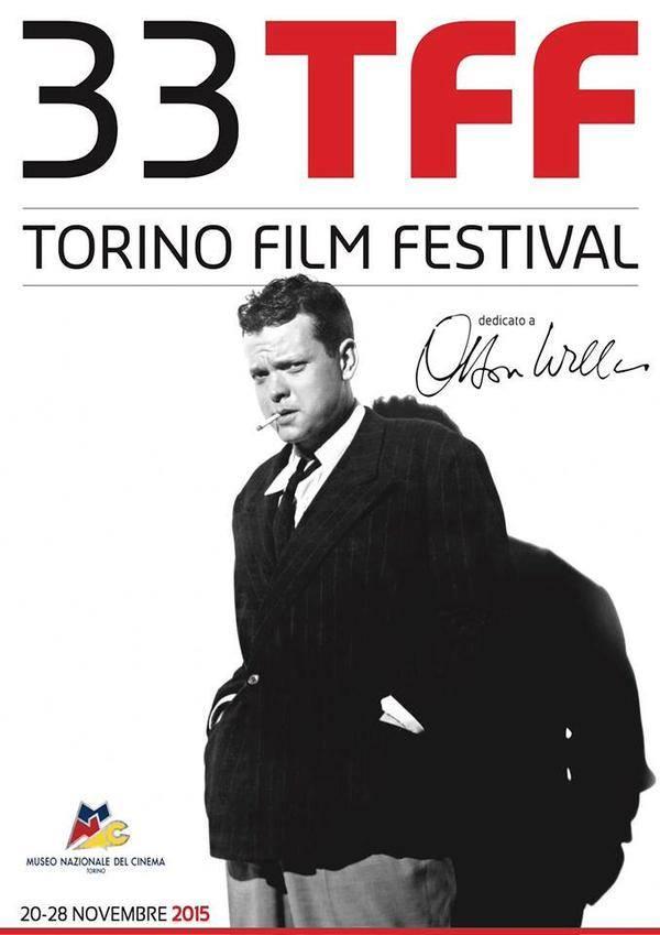33 Torino Film Festival Locandina Orson Welles