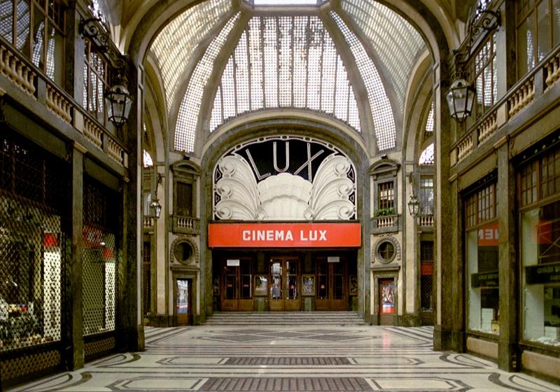 Cinema Lux sala Torino Film Festival