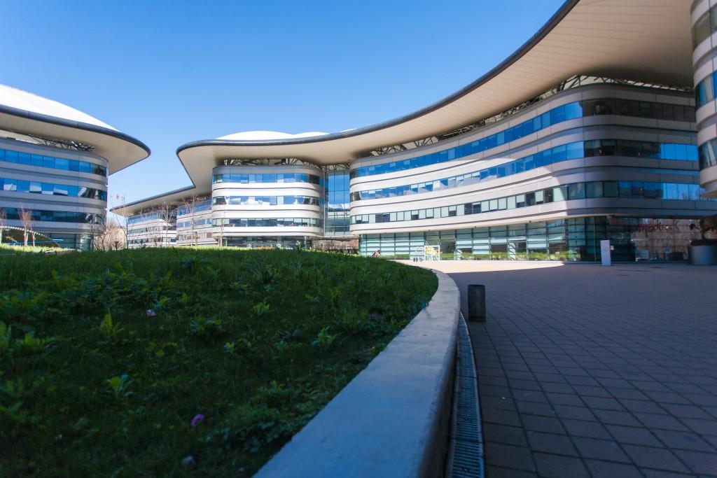 Campus Einaudi (foto di Stefano Blasi)