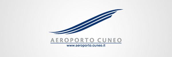 Aeroporto di Cuneo Levaldigi logo - Prenota Hotel con Bookingpiemonte