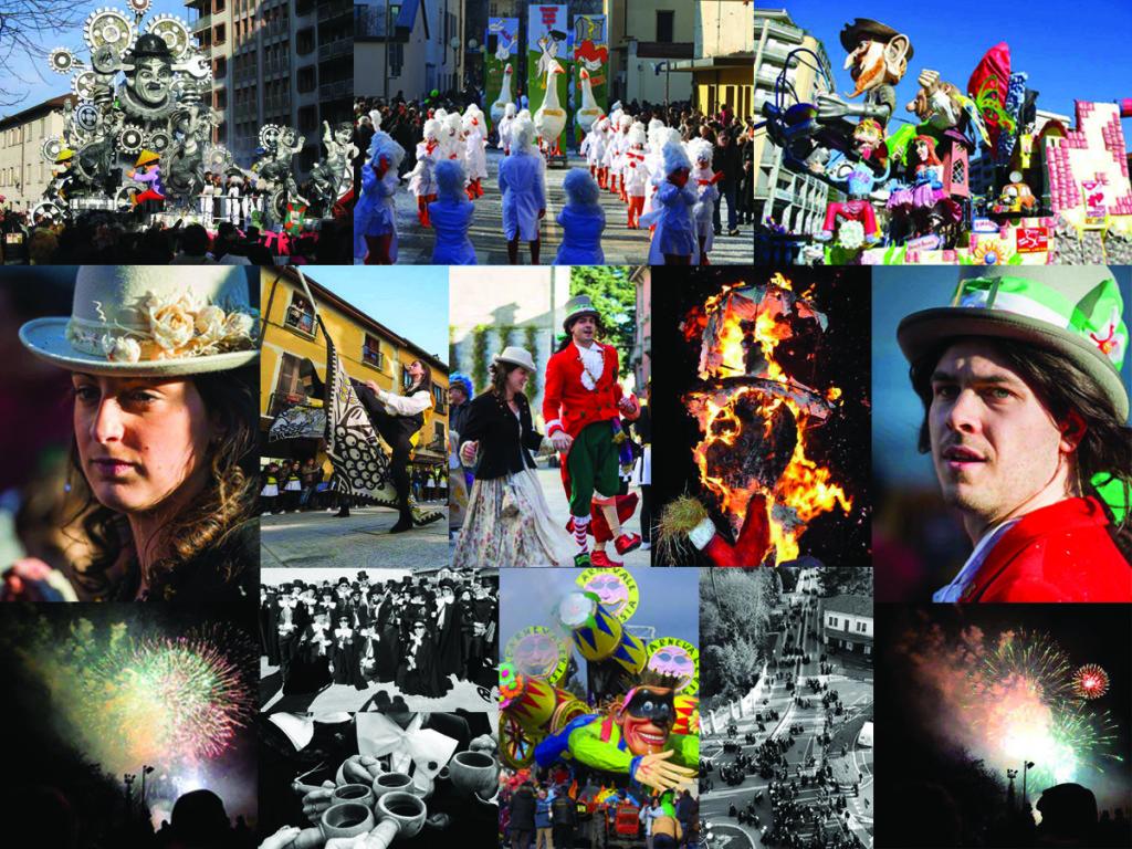 Il Carnevale di Borgosesia: una festa all'insegna della tradizione