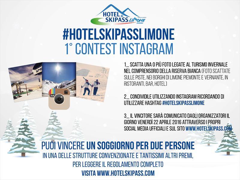 Partecipa al contest fotografico #hotelskipasslimone