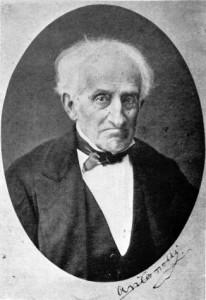 Alessandro Antonelli Ritratto