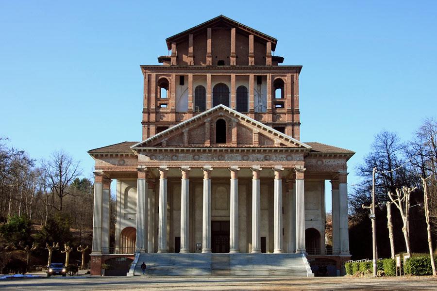 Boca Santuario facciata (foto di Alessandro Vecchi)