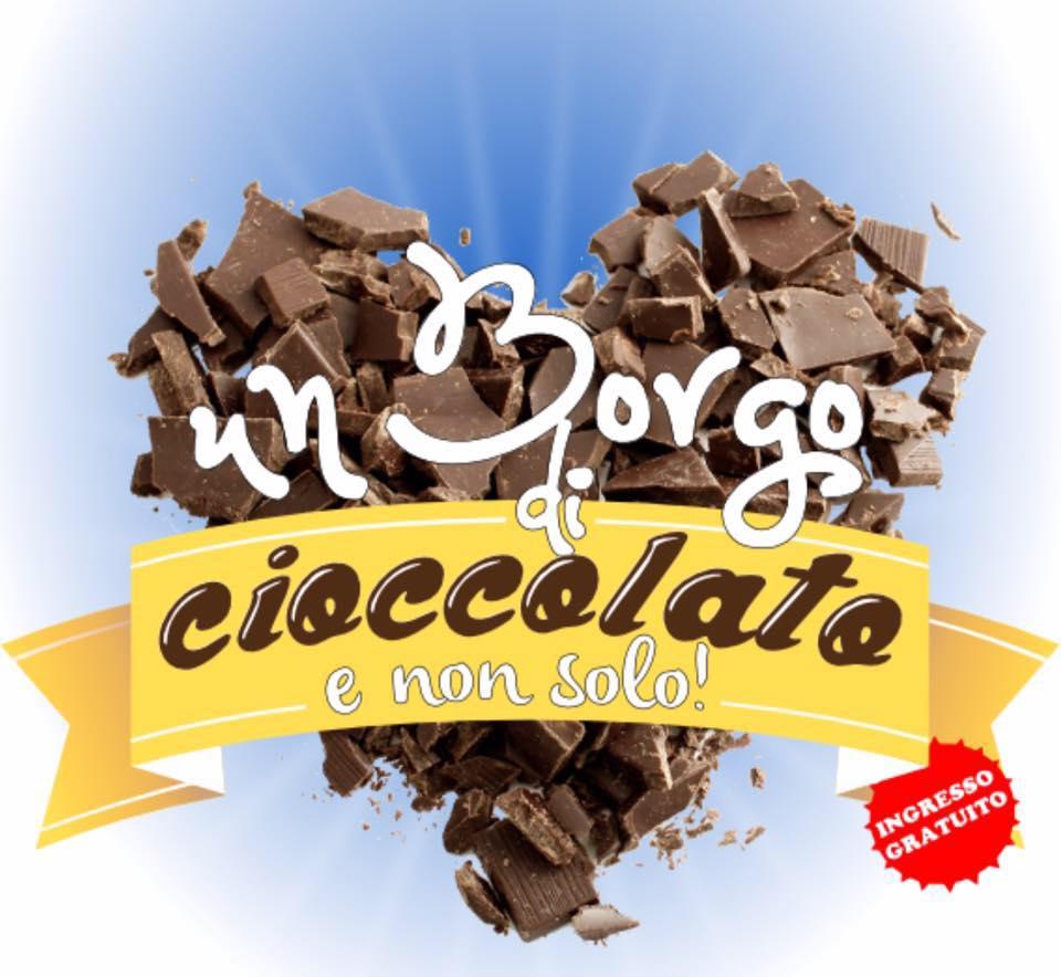 Un Borgo di Cioccolato, la kermesse borgarina dedicata al cacao