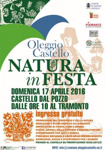 Natura in Festa a Oleggio Castello