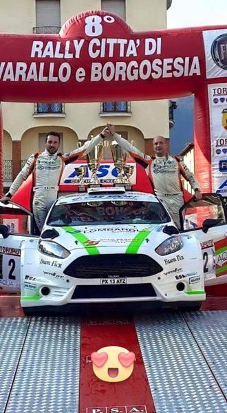 9° Edizione del grande Rally Città di Varallo e Borgosesia