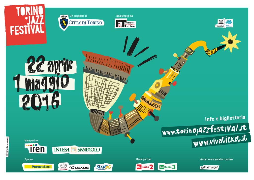 Torino Jazz Festival Locandina