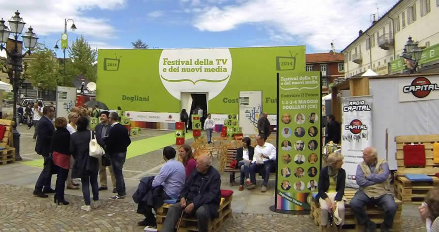 Festival della Tv e dei nuovi media a Dogliani 2016
