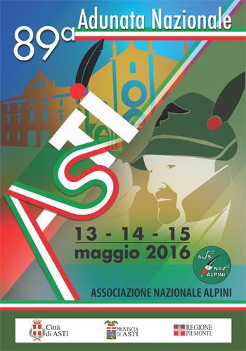 89° Adunata Nazionale degli Alpini ad Asti
