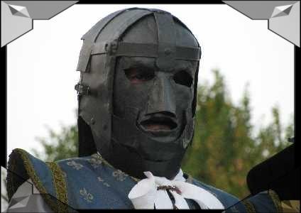 Copia di maschera di ferro