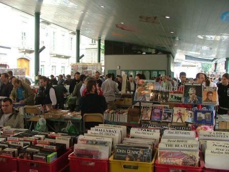 Mostra del disco, del CD e del DVD usato e da collezione a Torino