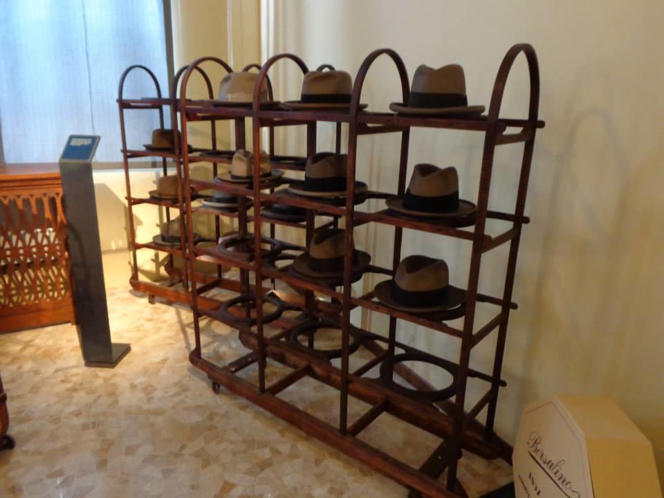 Il Museo del Cappello Borsalino è stato inaugurato nel 2006