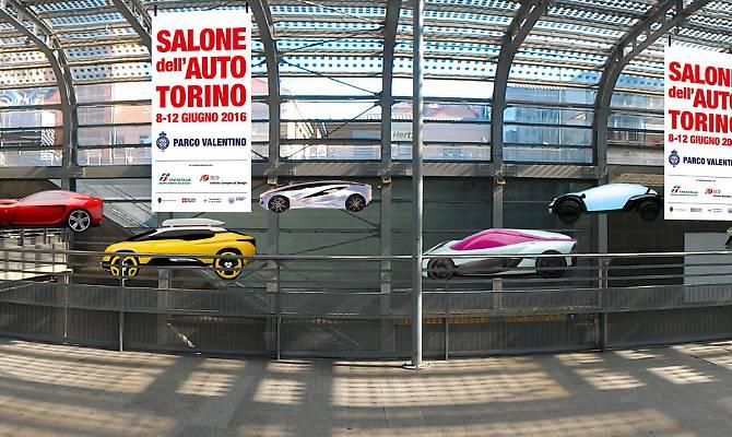 2° Salone dell'Auto di Torino al Parco del Valentino