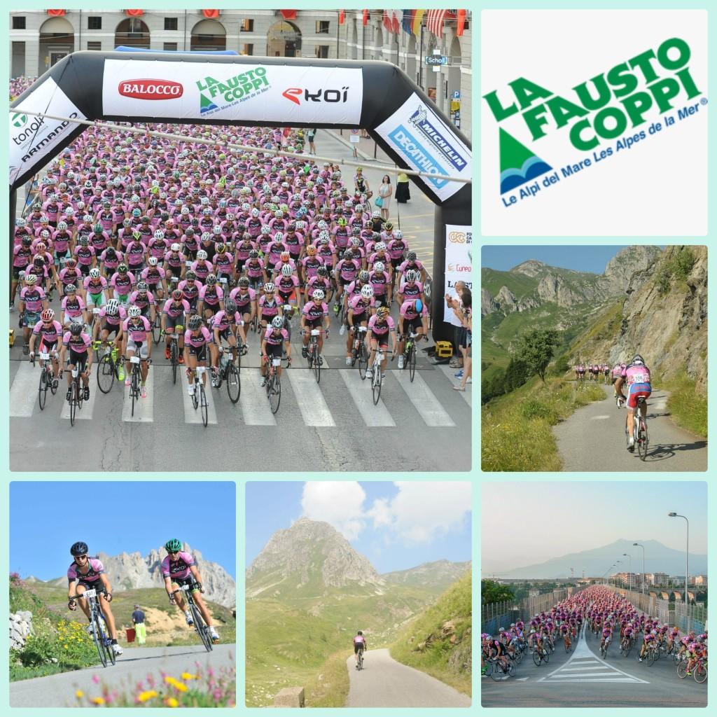 La Granfondo Fausto Coppi - Le Alpi del Mare