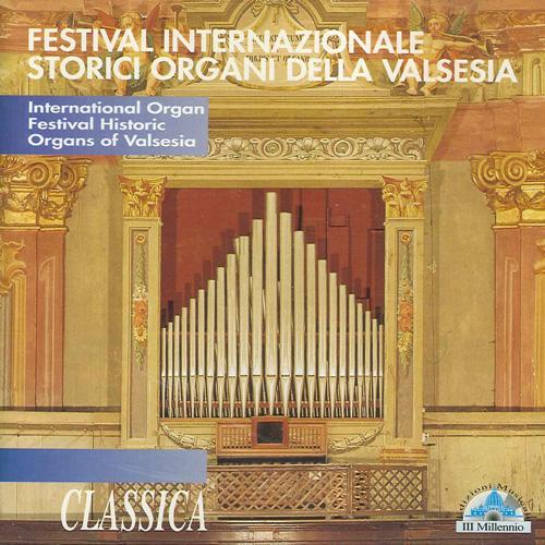 XXIX Festival Internazionale Storici Organi della Valsesia