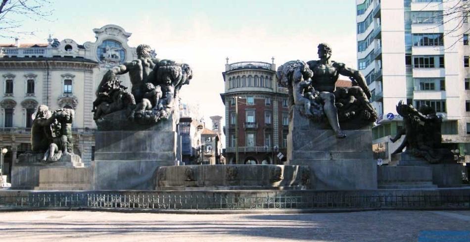 Fontana di Piazza Soferino Torino