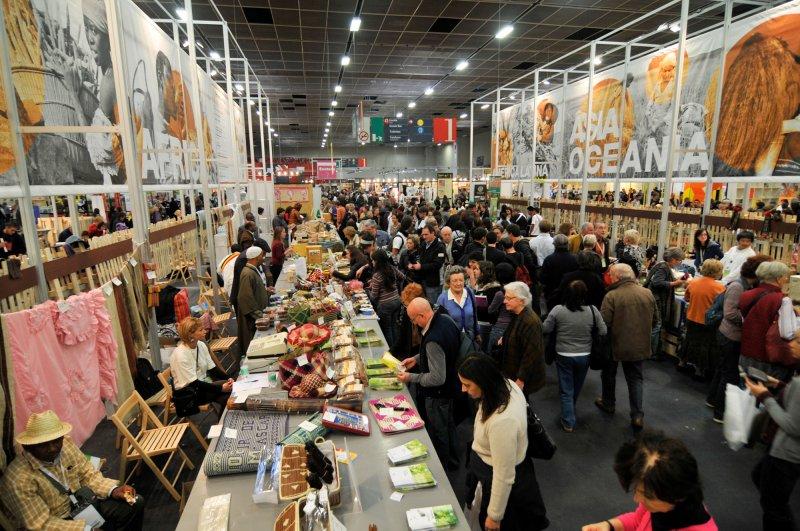 Terra Madre - Salone del Gusto 2016 a Torino
