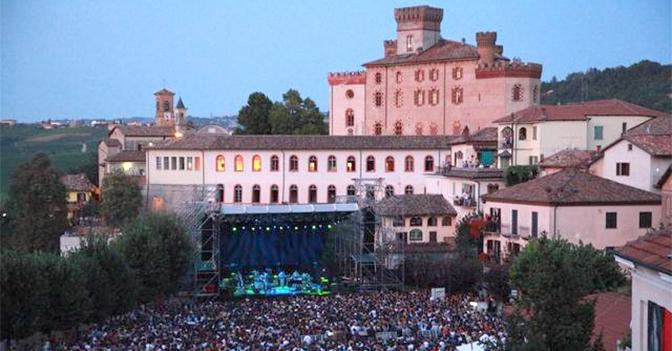 Festival Collisioni 2016 a Barolo
