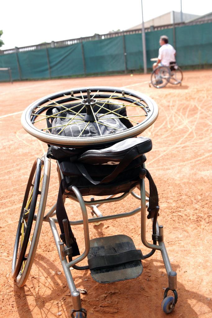 Campionati assoluti di Tennis in carrozzina 2016