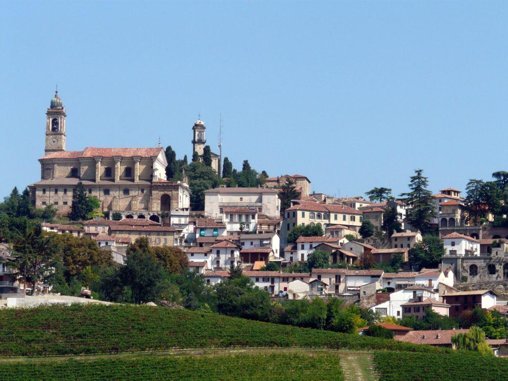 Vignale Monferrato, paese di vino e di cultura