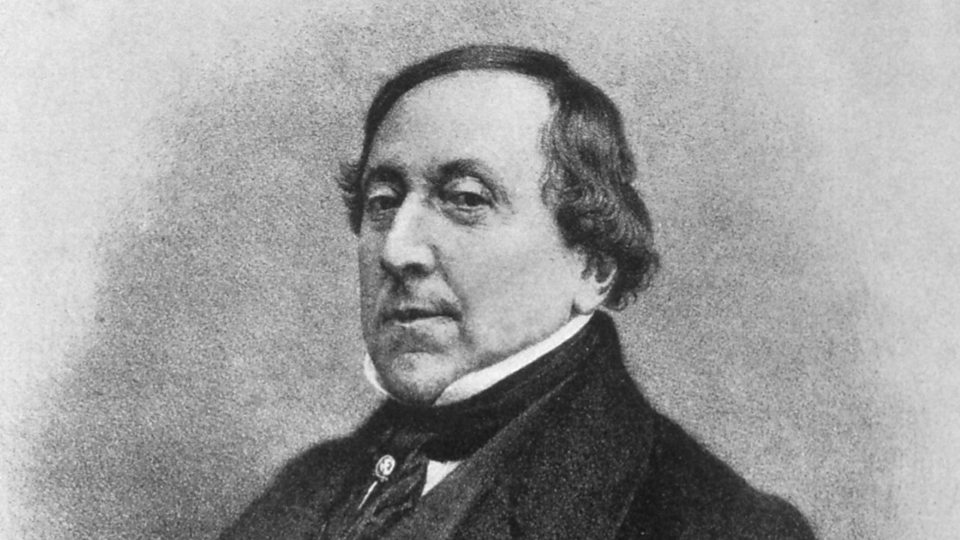 Gioachino Rossini era un gourmet d'eccezione, grande amante del tartufo
