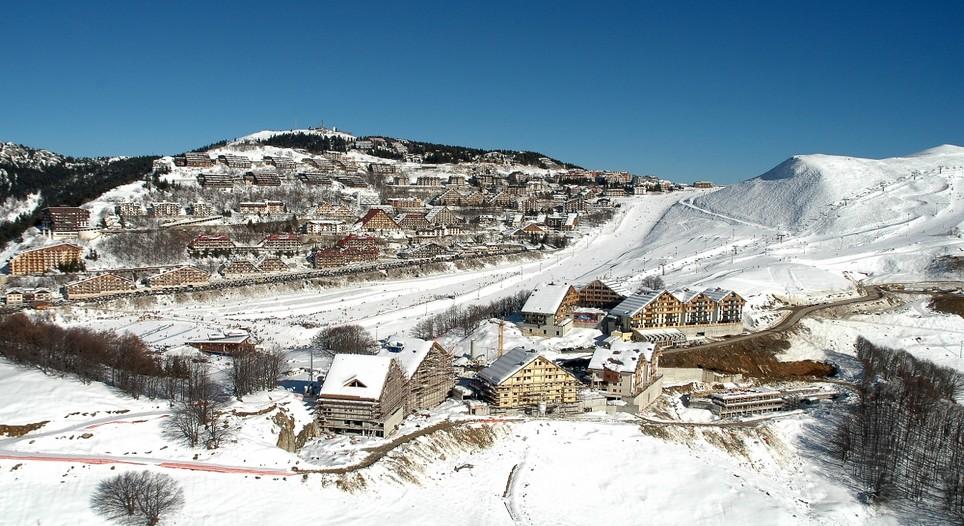 Un'immagine di Prato Nevoso, stazione del comprensorio di Mondolè Ski