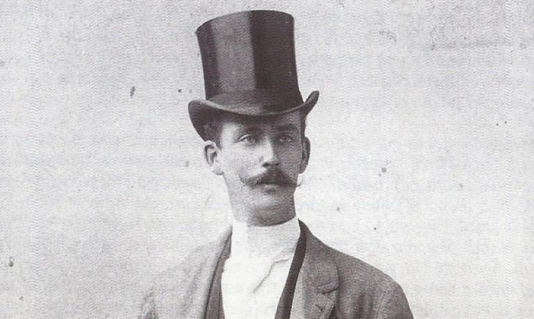 Il conte Camillo Negroni, ispiratore a Firenze dell'omonimo cocktail