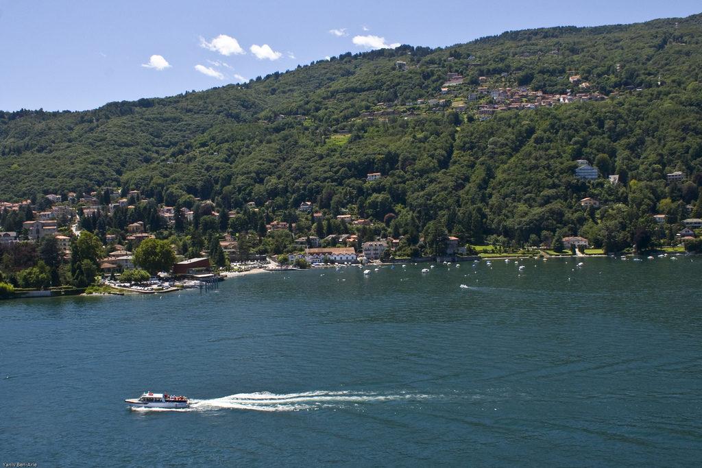 Pasqua romantica sul Lago Maggiore