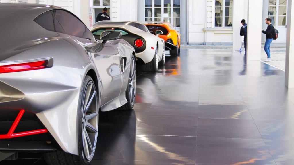 Salone dell'Auto
