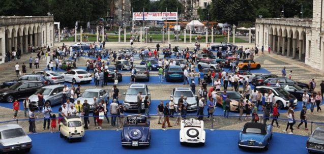 Torino torna capitale dell'auto: al Parco del Valentino