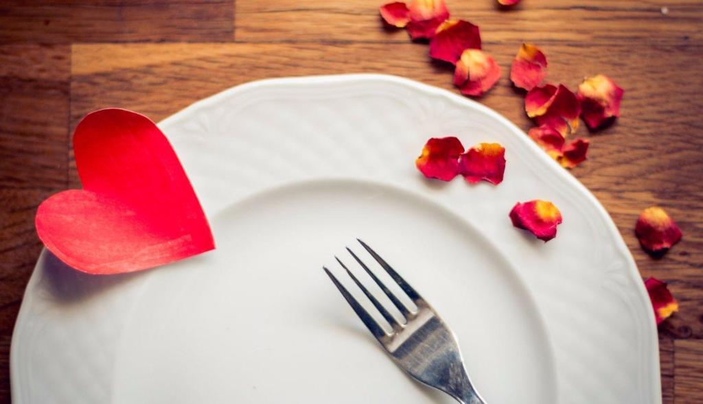 san valentino cena romantica piemonte
